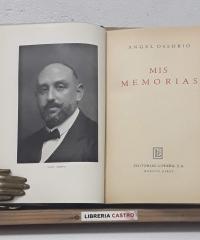 Mis Memorias - Angel Ossorio y Gallardo