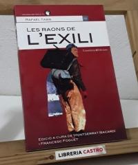 Les raons de l'Exili - Rafael Tasis
