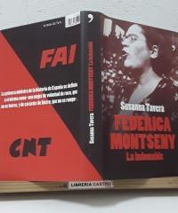 Federica Montseny. La indomable - Susanna Tavera