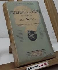 La Guerre des Nues racontée par ses Morts - Jacques Mortane & Jean Daçay