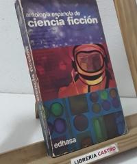 Antología española de la ciencia ficción - Varios