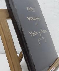 Sonatas de Violin y Piano - Wolfgang Amadeus Mozart