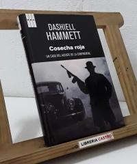 Cosecha Roja. Un caso del agente de la Continental - Dashiell Hammett