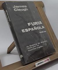 Furia española - James Cleugh