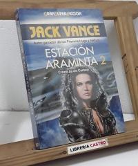 Crónicas de Cadwal. 2 Estación Aramita - Jack Vance