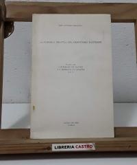 La fórmula política del despotismo ilustrado (Dedicado por el autor a Enrique Tierno Galván y con algunas correcciones por su parte) - José Antonio Maravall