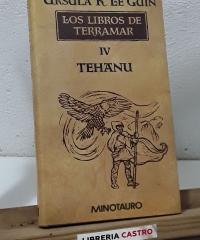 Los Libros de Terramar. IV Tehanu - Ursula K. Le Guin