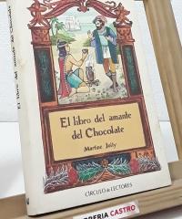 El libro del amante del chocolate - Marie Jolly