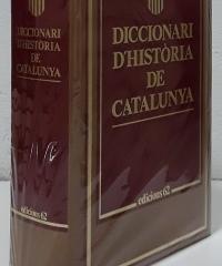 Diccionari d'Història de Catalunya - Varios
