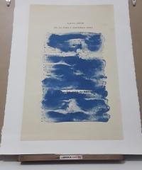 Litografía de Mar Arza. 68ª Fira del Llibre d'Ocasió Antic i Modern 21/120 - Mar Mara