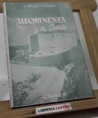 Mequinenza y su castillo - J. Valles y Pujals
