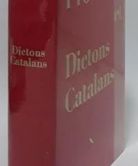 Proverbes et dictons Catalans. - Henri Guiter.