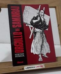 Orgullo de Samurai - Hiroshi Hirata