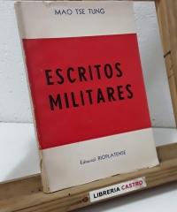 Escritos Militares - Mao Tse Tung