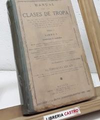 Manual para las Clases de Tropa - Varios