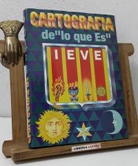 "Cartografia de ""lo que Es"" I E V E (Dedicado por el autor) - Alejandro Martínez Torrá AMT"