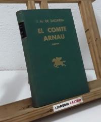 El comte Arnau. Poema - Josep Mª de Sagarra