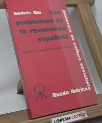 Los problemas de la revolución española (1931-1937) - Andrés Nin