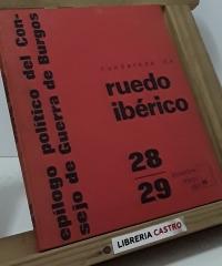 Epílogo político del Consejo de Guerra de Burgos - Varios