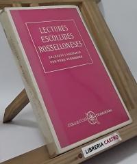 Lectures escollides Rosselloneses - Varis