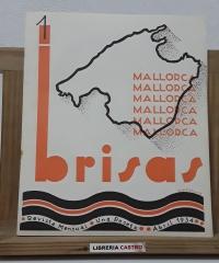 Brisas. Mallorca Abril 1934. Revista Mensual nº1 - Varios