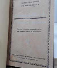 Enciclopedia de las Ciencias Ocultas - Sebastián Ortiz de Madariaga