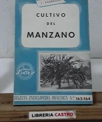Cultivo del manzano - Joaquín Fábregas Ruíz