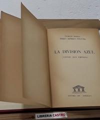 La División Azul, Donde Asia empieza - Emilio Esteban-Infantes, Teniente General