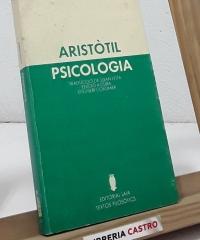 Psicología - Aristòtil