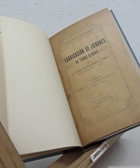 Fabricación de Jabones de todas clases - Francisco Balaguer y Primo