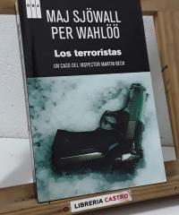 Los terroristas. Un caso del inspector Martin Beck - Maj Sjöwall Per Wahlöö