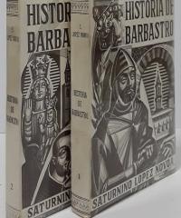 Historia de Barbastro (II tomos) (Facsímil) - Saturnino Lopez Novoa