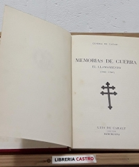 Memorias de Guerra. El llamamiento 40-42, La unidad 42-44 y La salvación 44-46 (III tomos) - De Gaulle, General