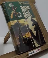 Sombra en las manos - Antonio Maciá Serrano